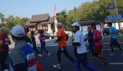 湊川神社前
