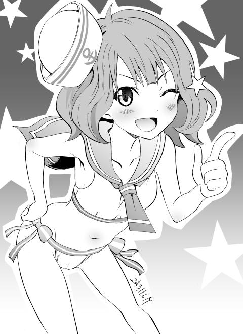 アイドルマスター【周防桃子】