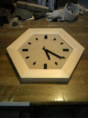 六角時計4号 (1)