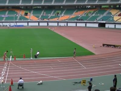 800m予選