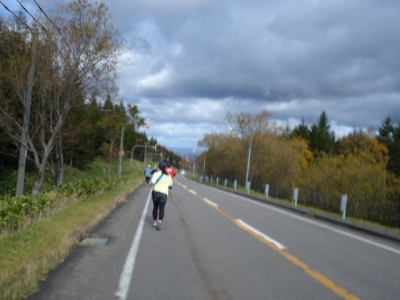 藻琴山マラソン 100