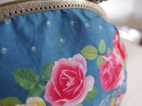 MT ル・ボヌール(ブルーグリーン)縫い付け部
