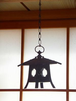 吊灯籠H26年12月