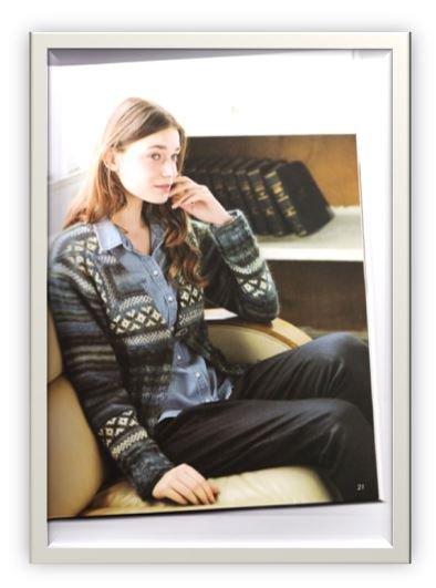 ヨーロッパの手編み2013-2