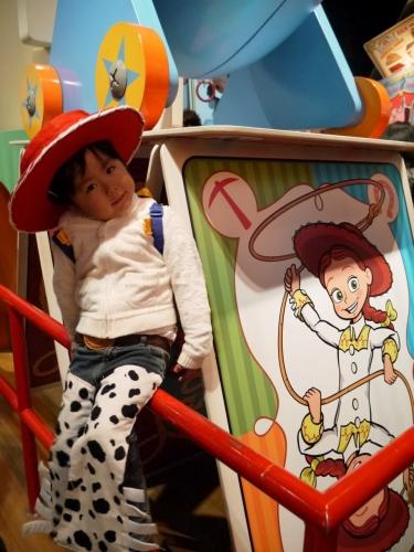 3 toy story toystory jessie woody costume cosplay disney disneyland disneysea トイストーリー コスプレ 仮装 ジェシー ウッディー ディズニー ディズニーシー 手作り 衣装 handmade