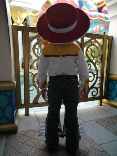 5 toy story toystory jessie woody costume cosplay disney disneyland disneysea トイストーリー コスプレ 仮装 ジェシー ウッディー ディズニー ディズニーシー 手作り 衣装 handmade