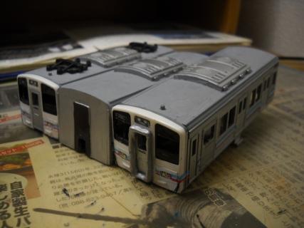 改造プラレールJR四国6000系