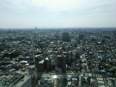 三軒茶屋 キャロットタワー