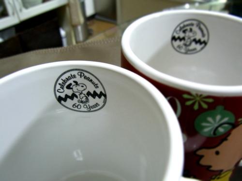 スヌさんのカップ2