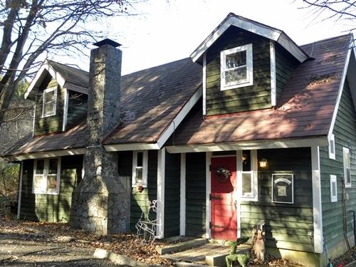 サンタクロースの家1