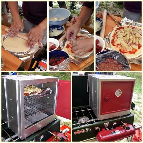 15ピザ作り