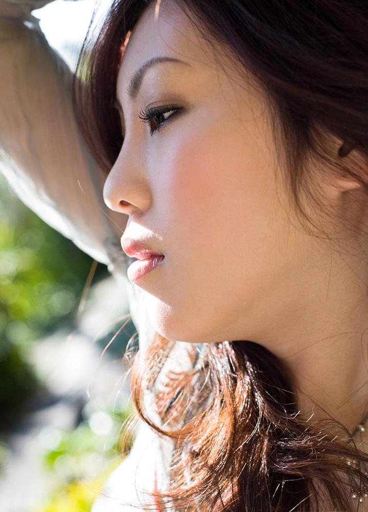 【No.19027】 横顔 / 篠原リョウ