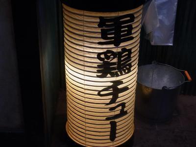 軍鶏ちゅー (3)