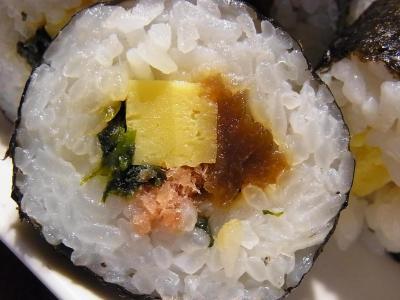 太巻き寿司 (2)