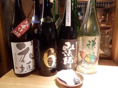 日本酒バル Chintara (3)