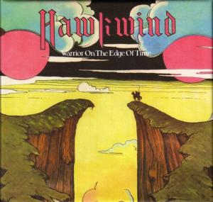 HAWKWIND『Warrior On The Edge Of Time』