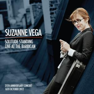 Suzanne Vega『Solitude Standing - Live At The Barbican』