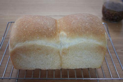 リーンな山型食パン