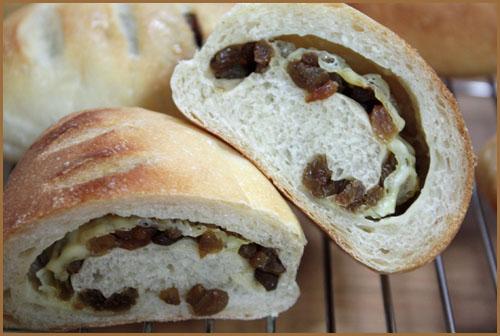 ソルダム酵母のパン (4)