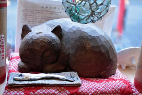 猫の郵便局と言う名のお店 (2)