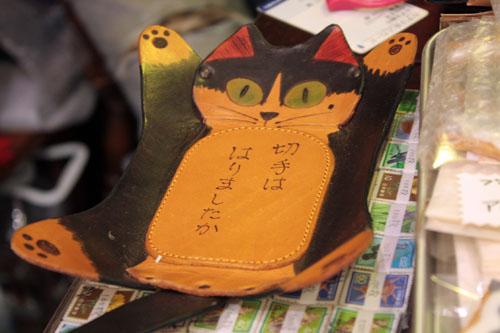 猫の郵便局と言う名のお店 (8)