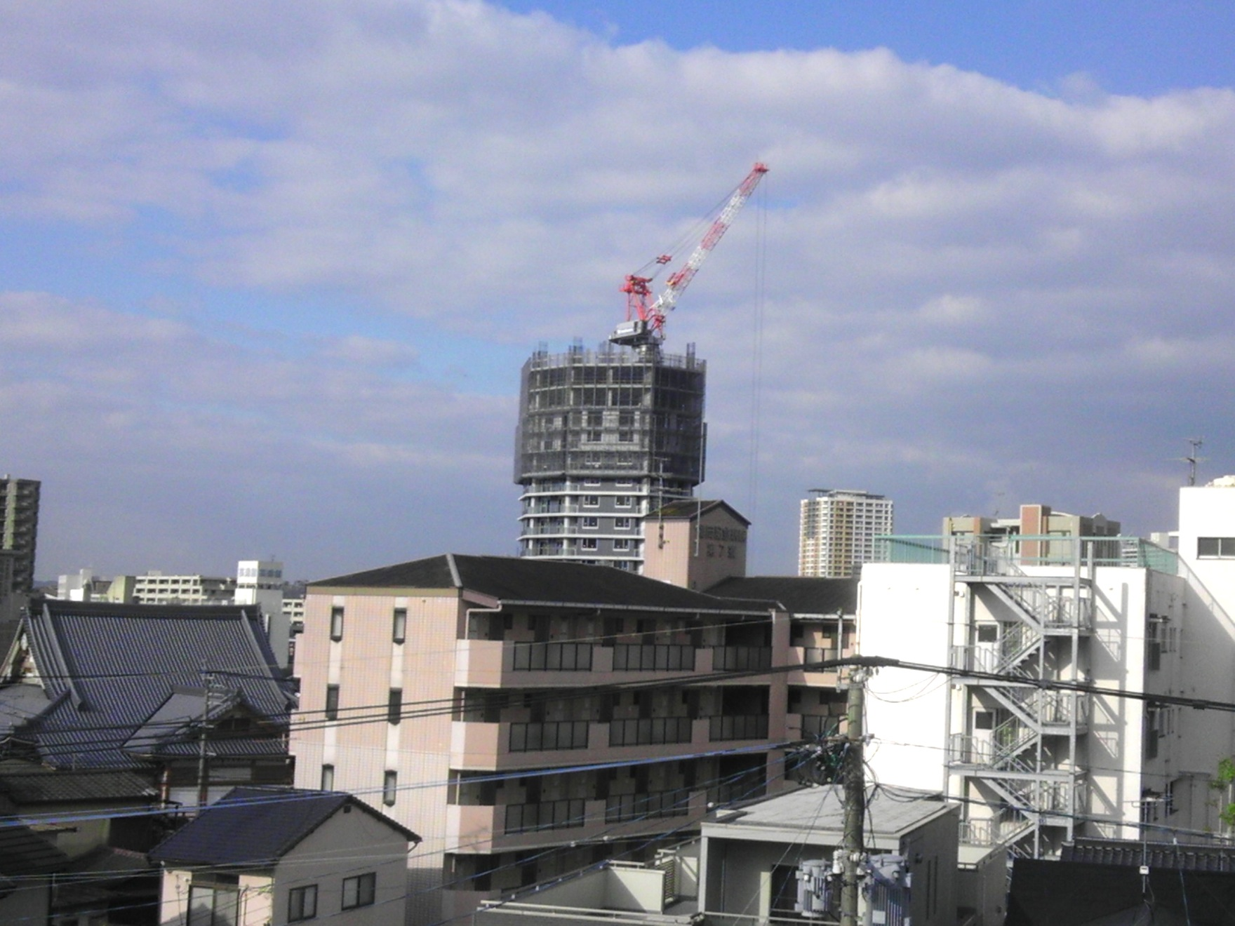 タワーマンション1203