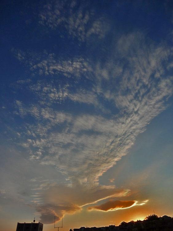 131128今日の彩雲2