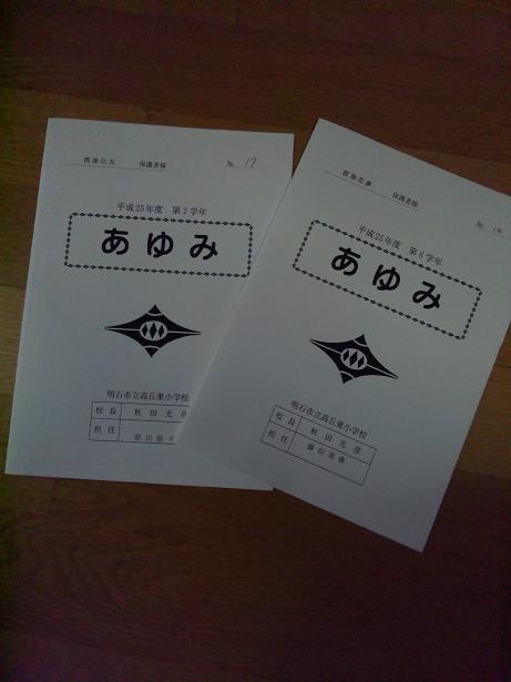 2013あゆみ