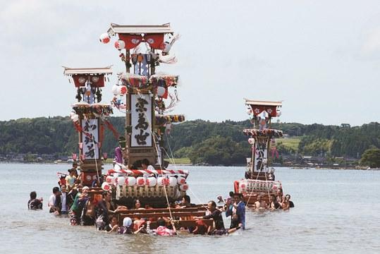 沖波大漁祭り 3
