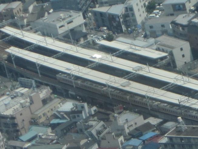 IMG_5104電車がきたスカイツリー駅