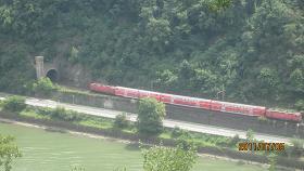 ローカル電車が行く
