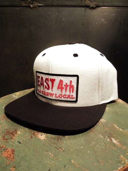 O.C CREW EAST 4TH SNAP BACK