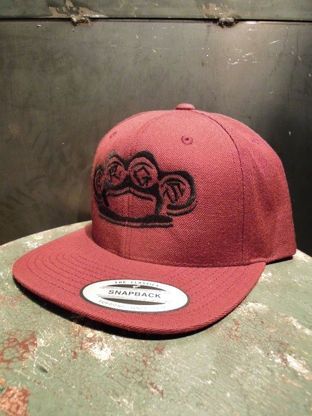 O.C CREW R,R,G,S SNAP BACK