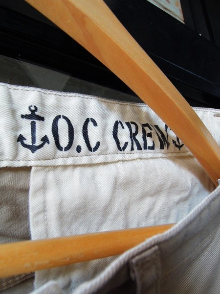 O.C CREW SPIKE TROUSERS (3)
