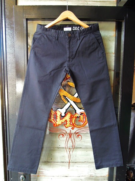 O.C CREW SPIKE TROUSERS (7)