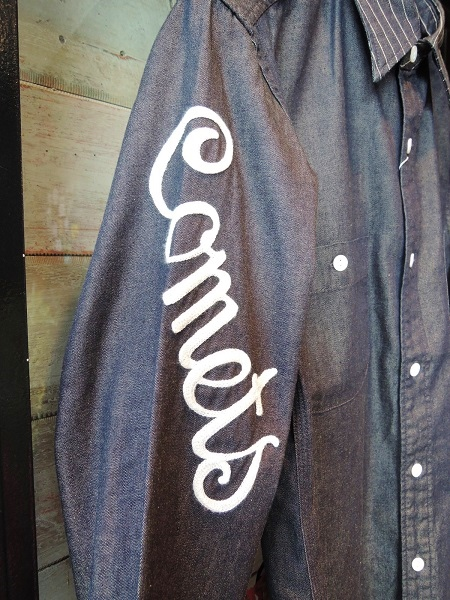 Delinquent Bros COMETS DENIM SHIRTS (4)