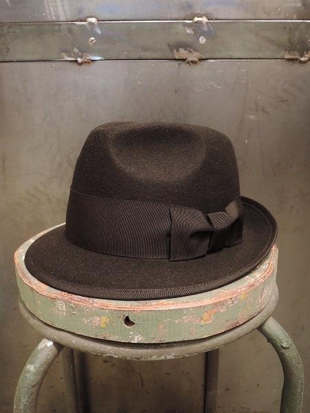 STORM BECKER CLASSIC WOOL FELT HAT (1)