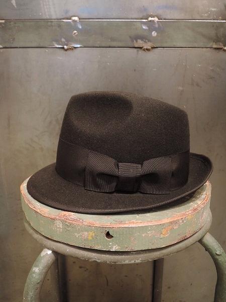 STORM BECKER CLASSIC WOOL FELT HAT (2)