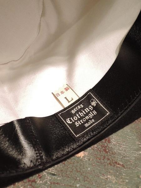 STORM BECKER CLASSIC WOOL FELT HAT (4)