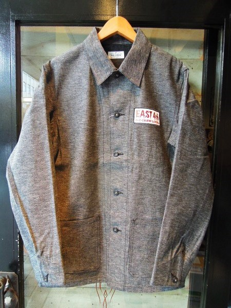O.C CREW EAST 4th COVERALL JKT