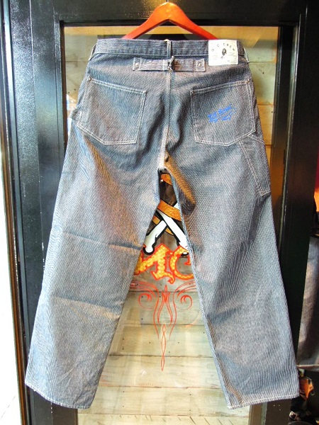 O.C CREW FORTY-SEVEN PAINTER PANTS