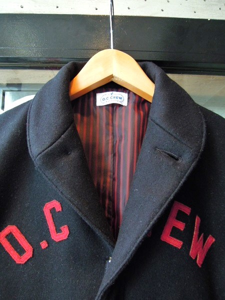 O.C CREW SHAWL WOOL JKT