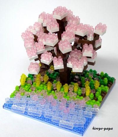 nano桜と川400sig