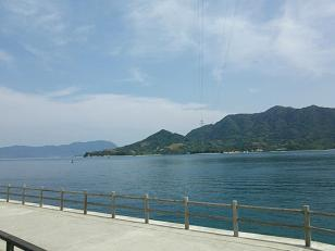 うさぎ島(海①)