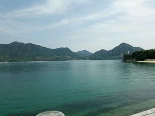 ウサギ島(海②)