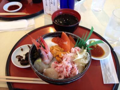 銚子 昼食