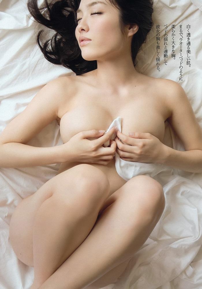今野杏南 「美しいカラダ」 グラビア画像