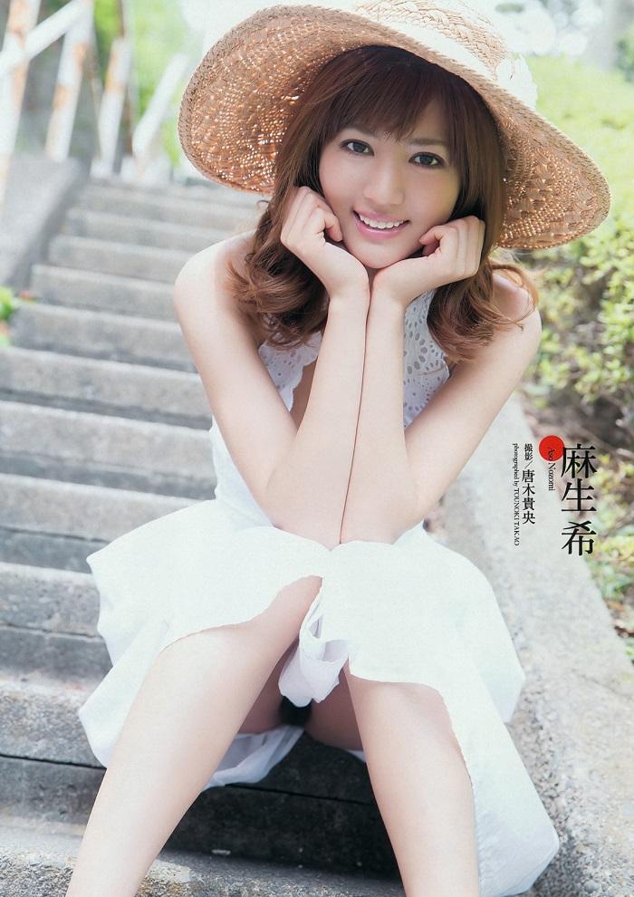 麻生希 今、日本で一番、美しい彼女のハダカ