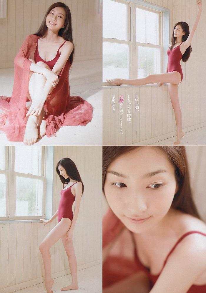 吉田怜菜 「晴れ女。」 グラビア画像