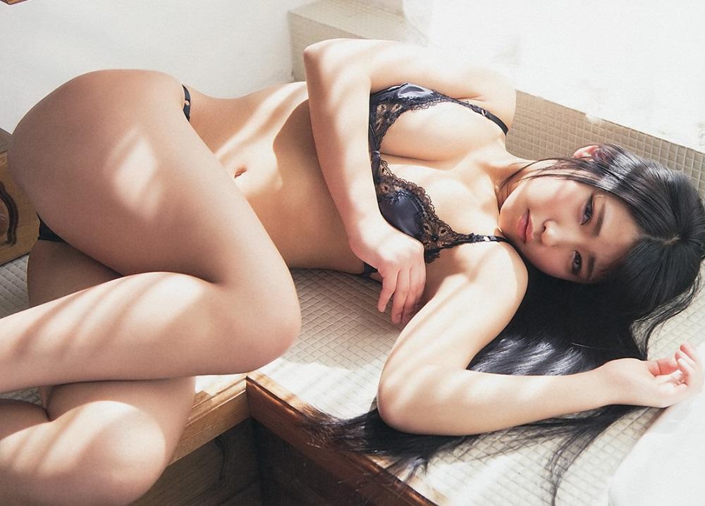 永井里菜 「ふるーつBODY」 グラビア画像